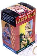 Bambola Gonfiabile Lacto Doll Vibrante